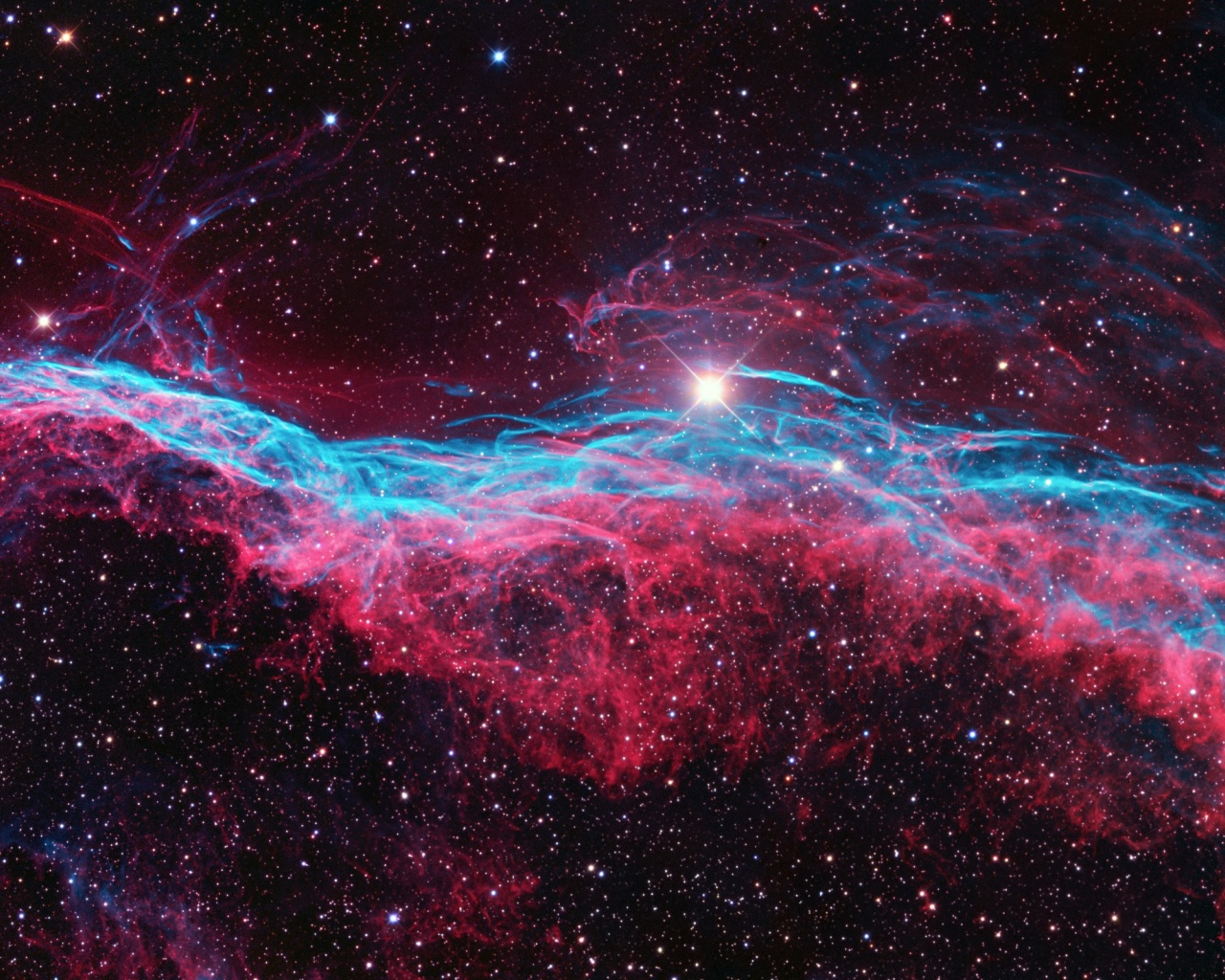 1280x1024 Outer Space Colors desktop PC and Mac wallpaper 1280x1024