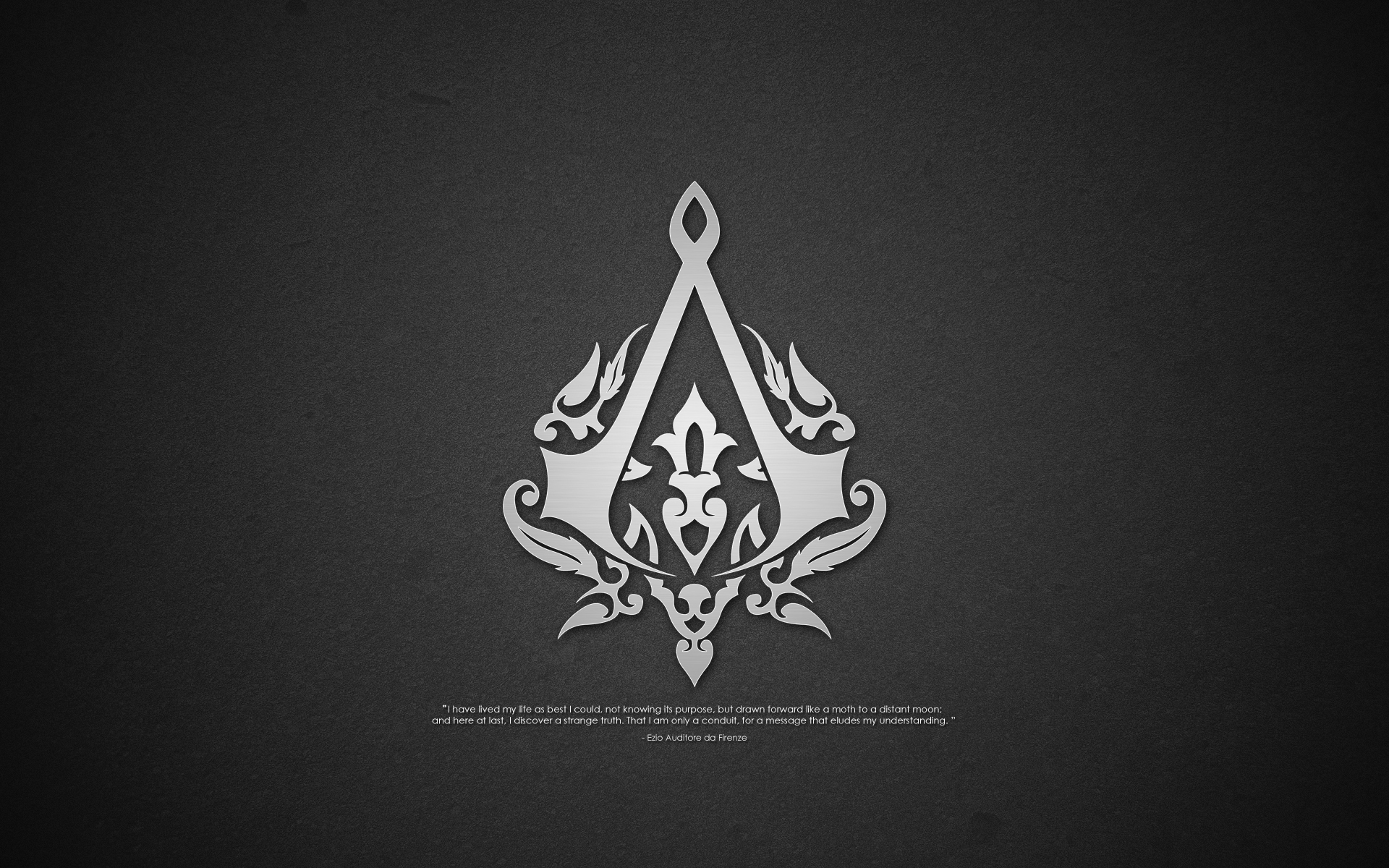 assassins creed logo wallpaperassassins creed  revelations wallpaper 1920x1200