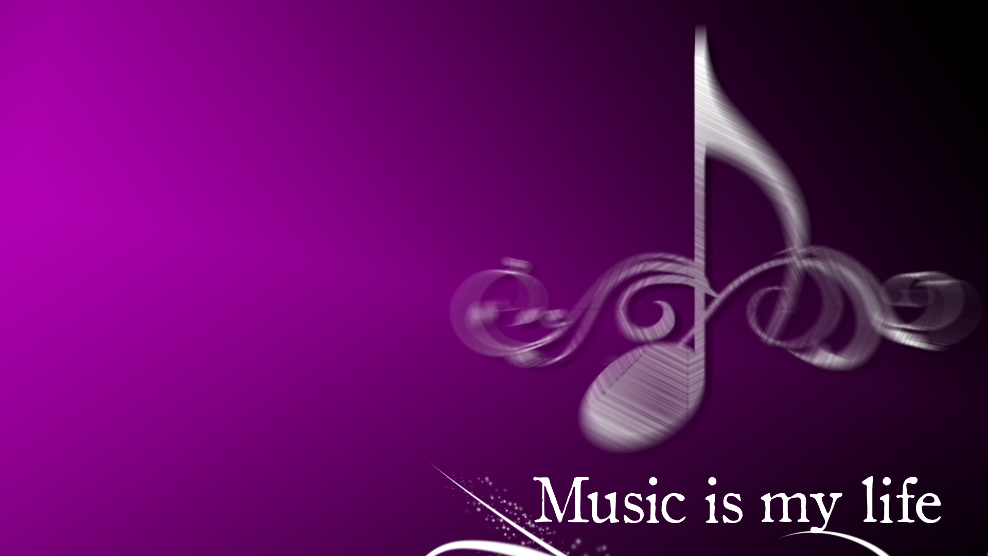 68 Music Is My Life Wallpaper On Wallpapersafari
