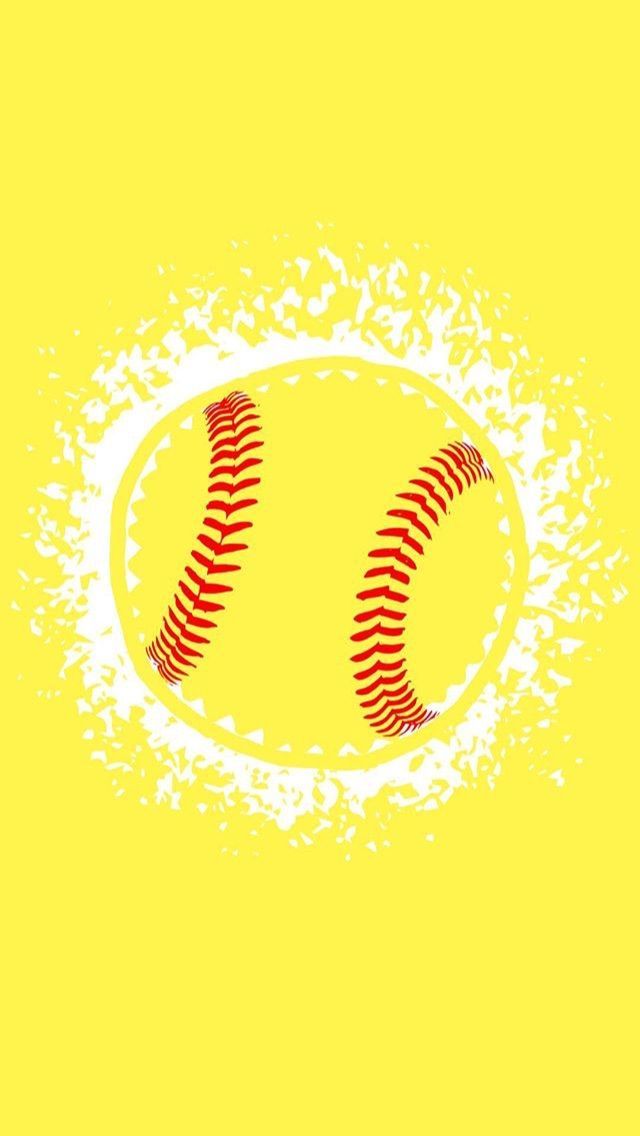 Pin by madalyn on softball Softball backgrounds 640x1136