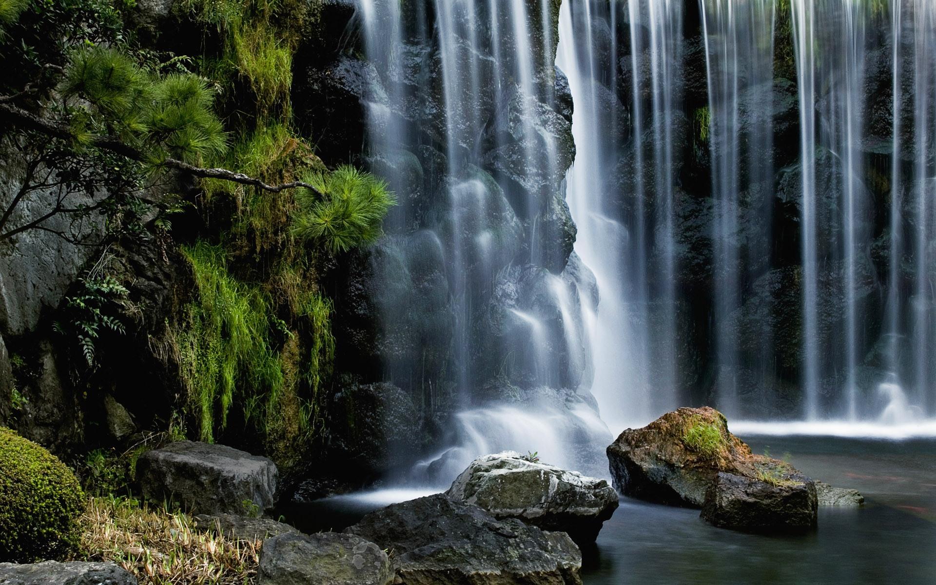 Japan Waterfall wallpaper   383454 1920x1200