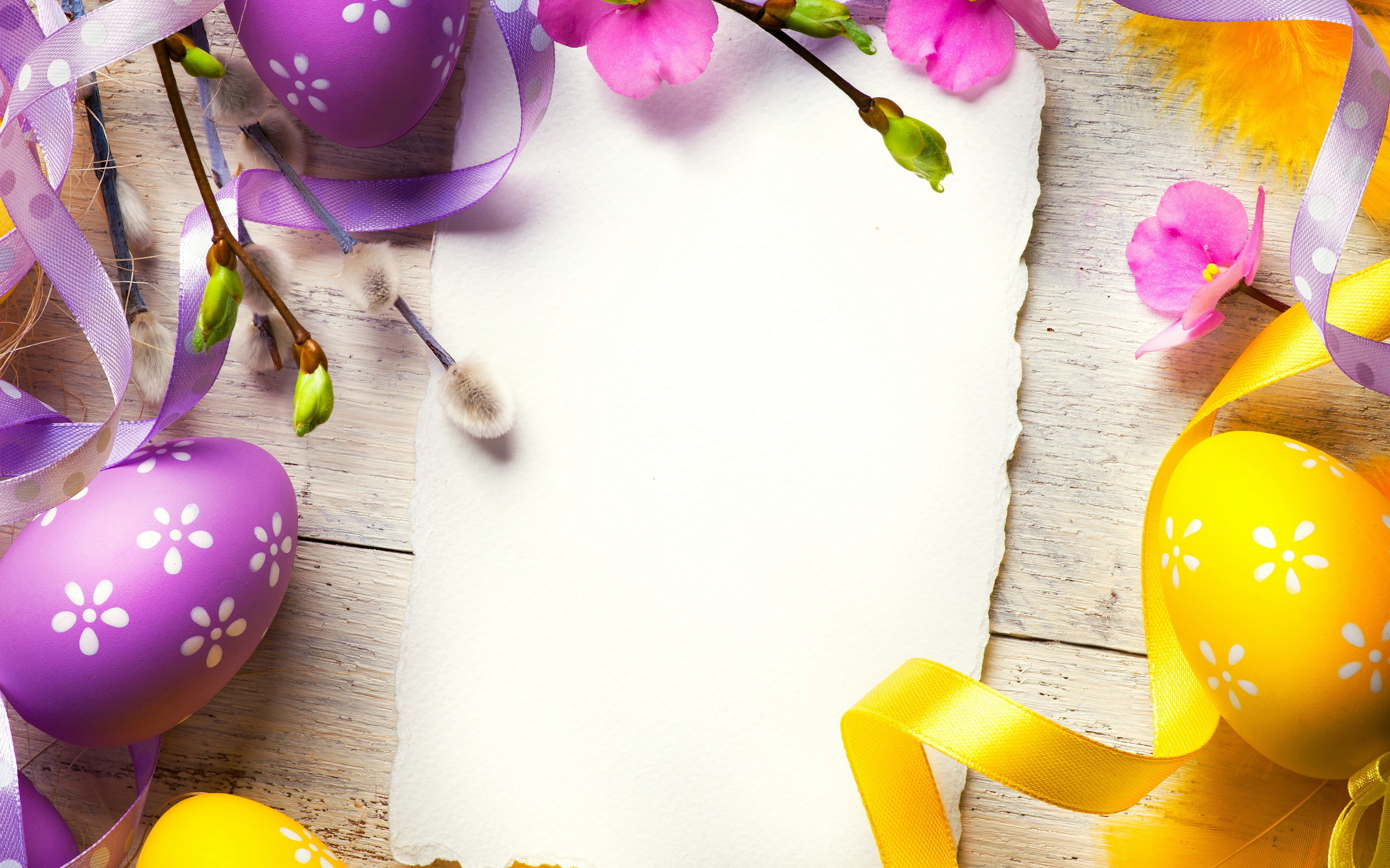 23 Happy Easter 2018 Wallpapers Background Images 2880x1800