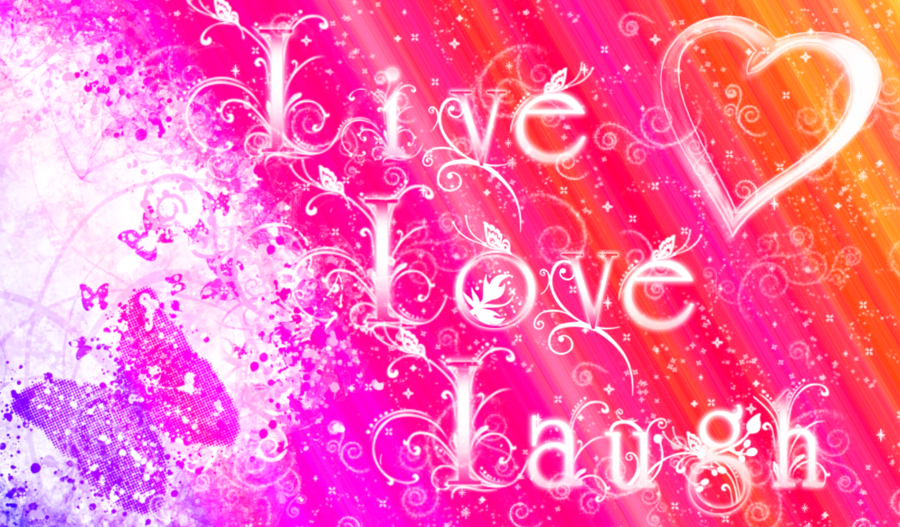 Live Wallpaper Of Love For Pc : Live Laugh Love Desktop Wallpaper - WallpaperSafari