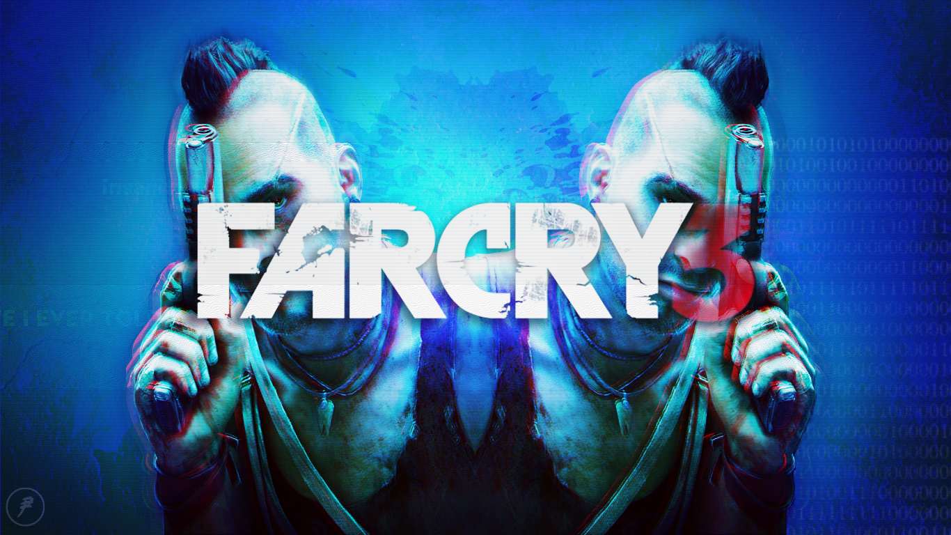 Far Cry 3 Wallpaper by JASPAH13 1366x768