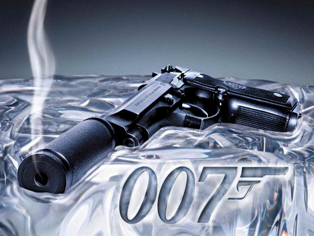 James Bond 007 Wallpapers 1024x768