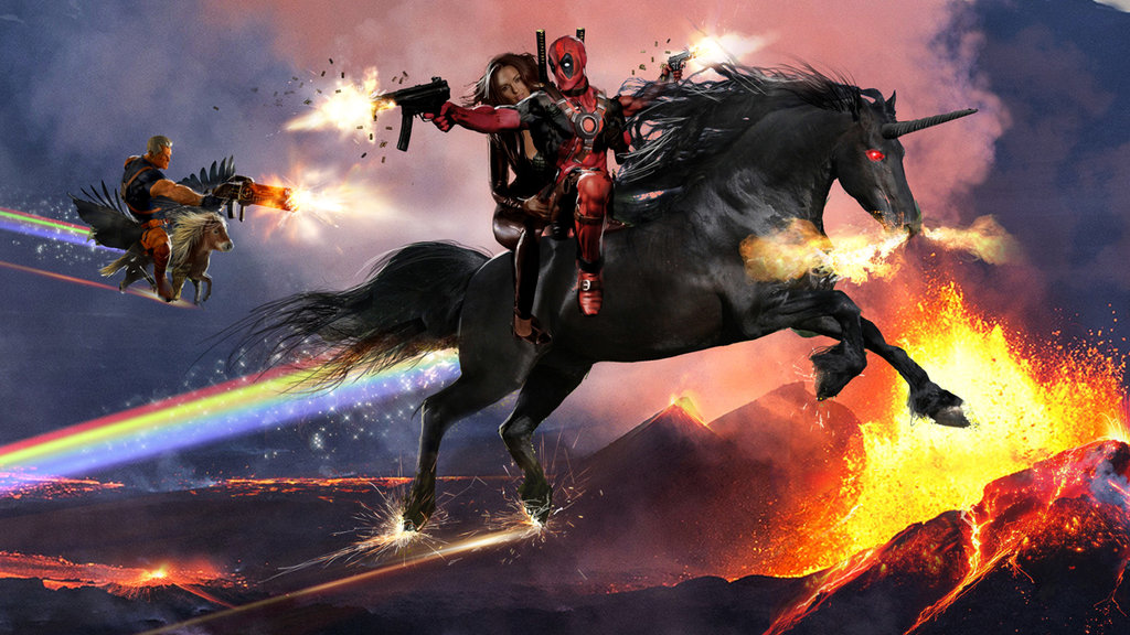Deadpool king of cool by uncannyknack 1024x576