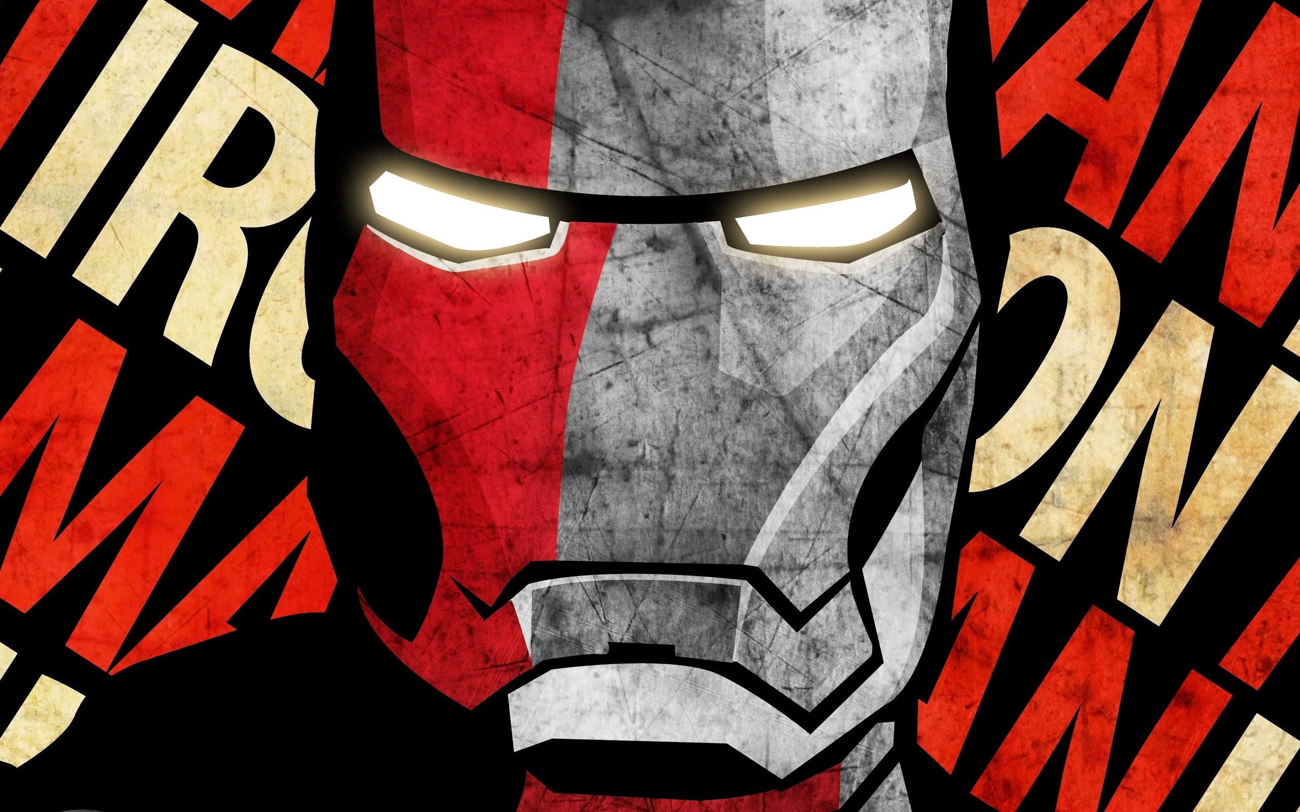 Iron Man Wallpaper 2560x1600 Iron Man Comics Superheroes Marvel 2560x1600