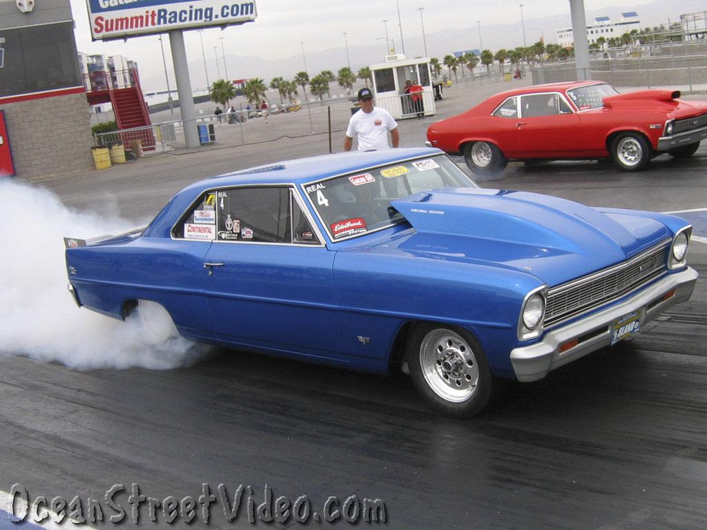 Chevy Drag Car Wallpap...
