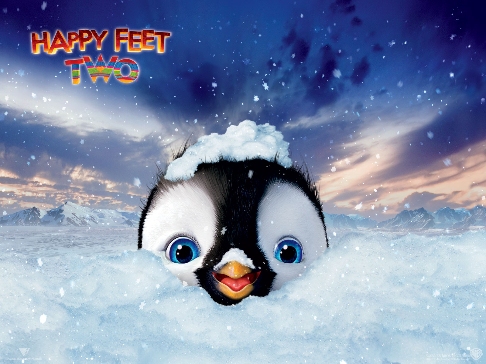 Happy Feet Two Wallpapers   Movie Wallpapers 1600x1200