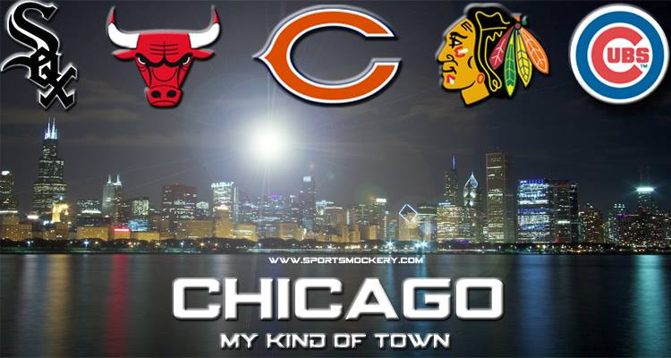 Chicago Sports Wallpapers: [75+] Chicago Sports Wallpaper On WallpaperSafari
