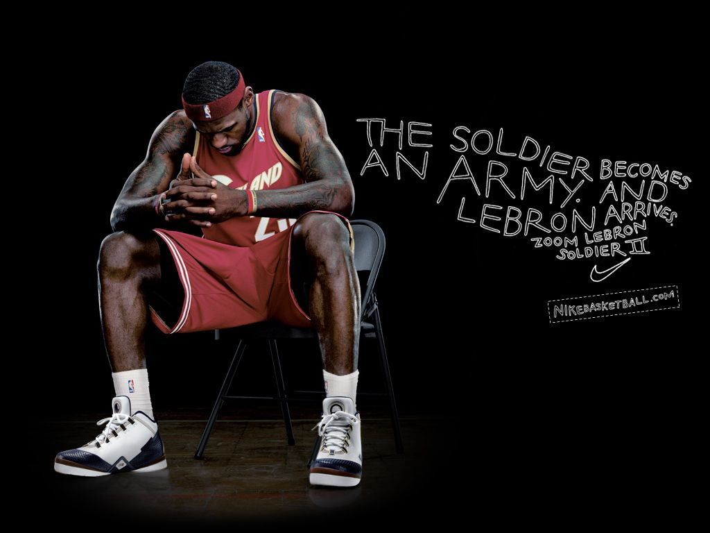 Wallpapers For Lebron James Wallpaper Nike 1024x768