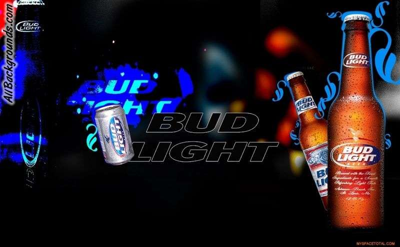 Bud Light Backgrounds   Twitter Myspace Backgrounds 800x493