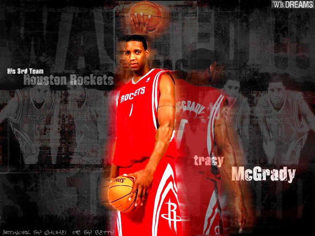 Free Download Sports Houston Rockets Images Wallpapers T Mac Wallpaper Tweet 1024x768 For Your Desktop Mobile Tablet Explore 77 T Mac Wallpaper T Mac Wallpaper T Christian Wallpaper T Rex Wallpaper