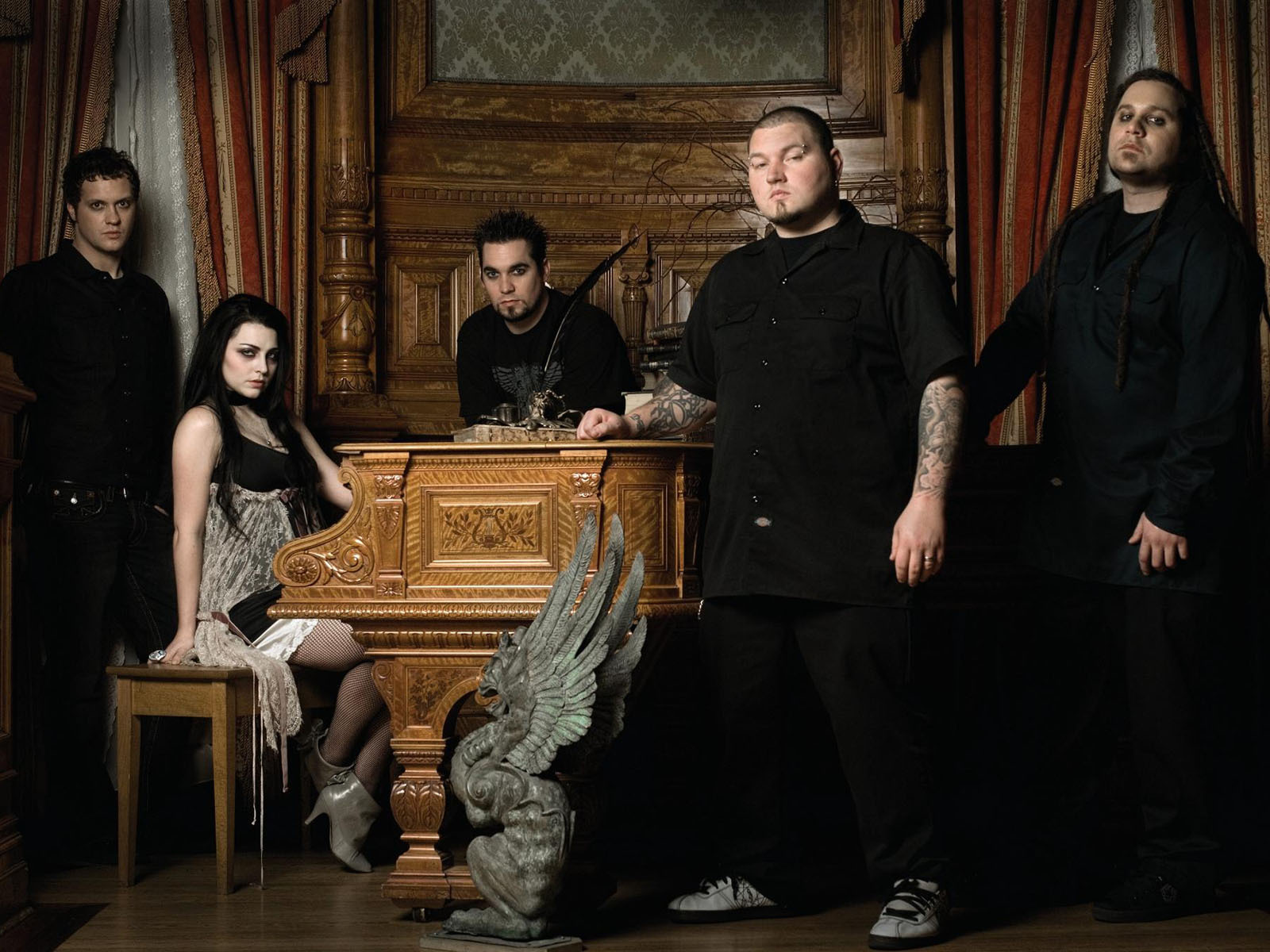 Evanescence   Taringa 1600x1200