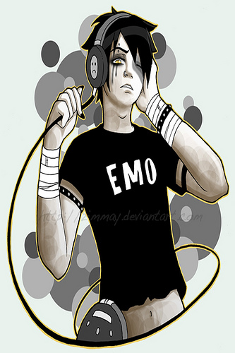 Emo Musik   Wallpaper 4 Apples iPhone 4 and iPhone 4S Flickr   Photo 333x500