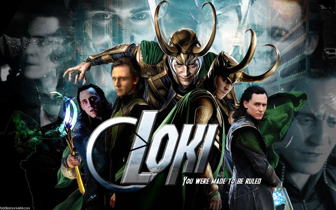Loki   Loki Thor 2011 Wallpaper 32378264 1280x800