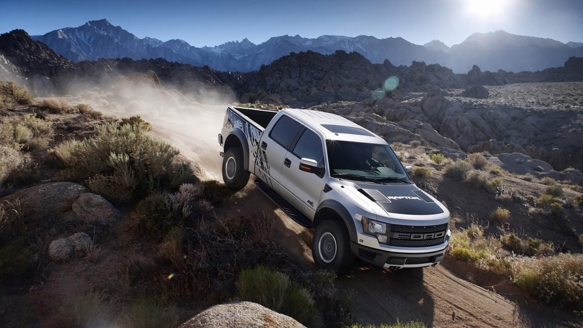 Ford Raptor Truck HD Wallpaper   HD 1920x1080