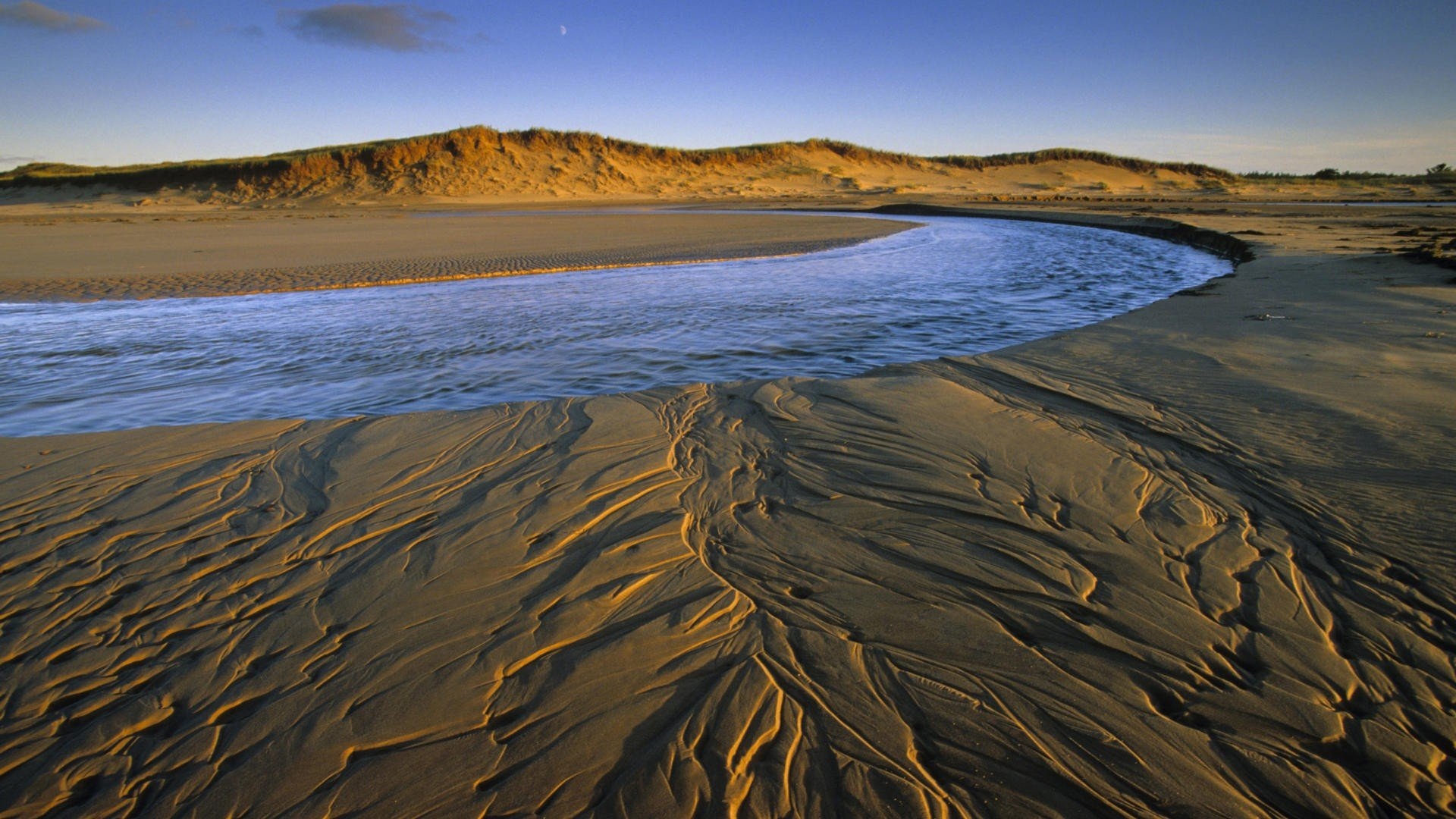 Islands National Park Prince Edward Island beaches wallpaper 1920x1080
