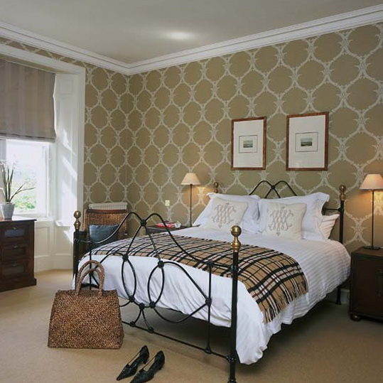 Traditional Decorating Ideas for Bedrooms Ideas for Home Garden 539x539