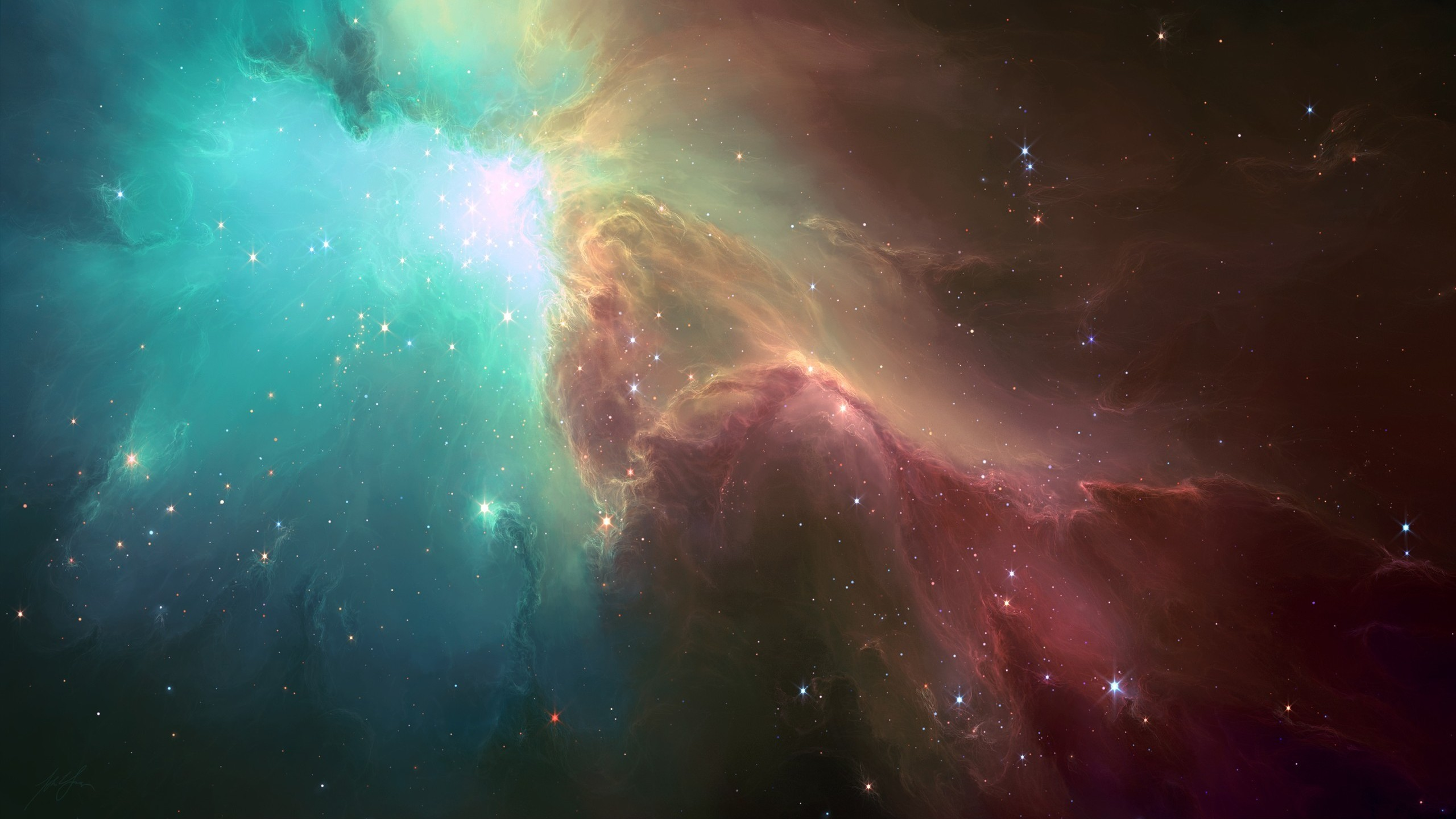 Astronomy   Desktop Wallpaper 2560x1440