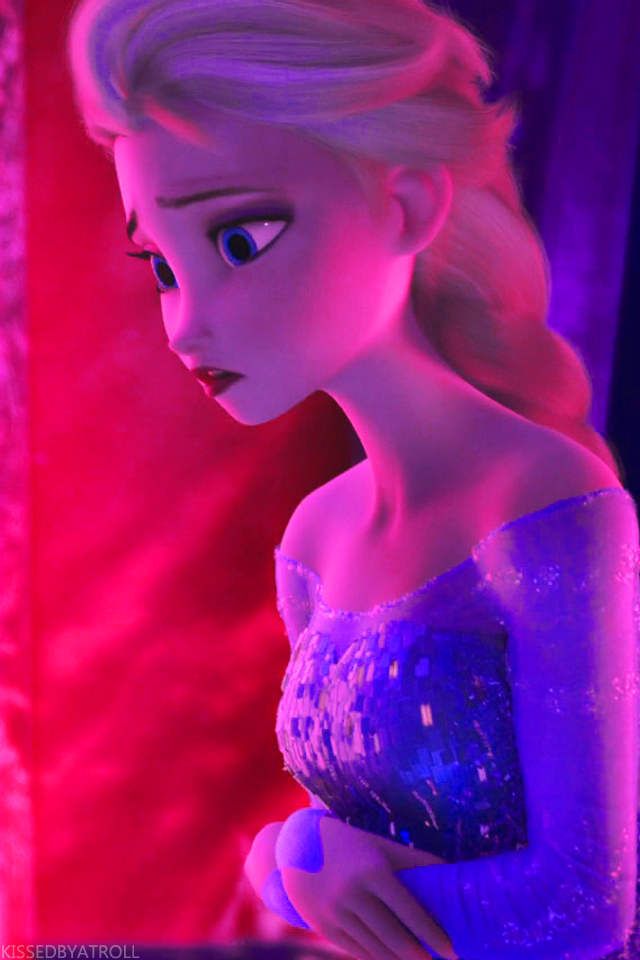 Frozen phone wallpaper   Frozen Photo 38994704 640x960