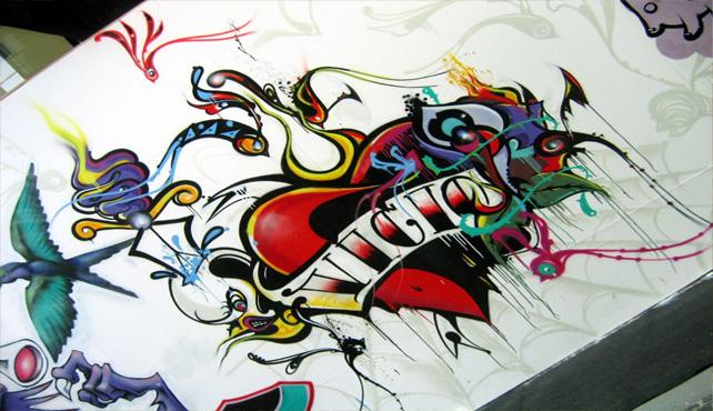 30 Picture of Cool Graffiti Wallpaper Christmas Graffiti Creator 642x370