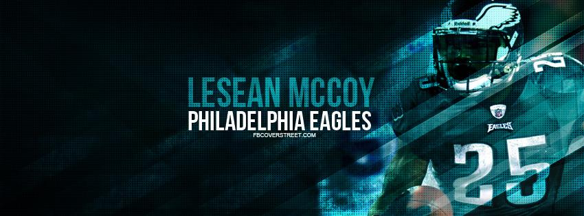 Lesean McCoy Facebook Cover 850x315