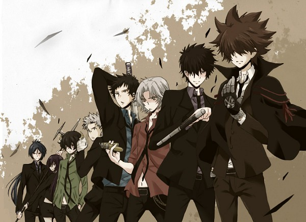 Reborn Wallpaper   Katekyo Hitman Reborn Photo 25674036 600x436