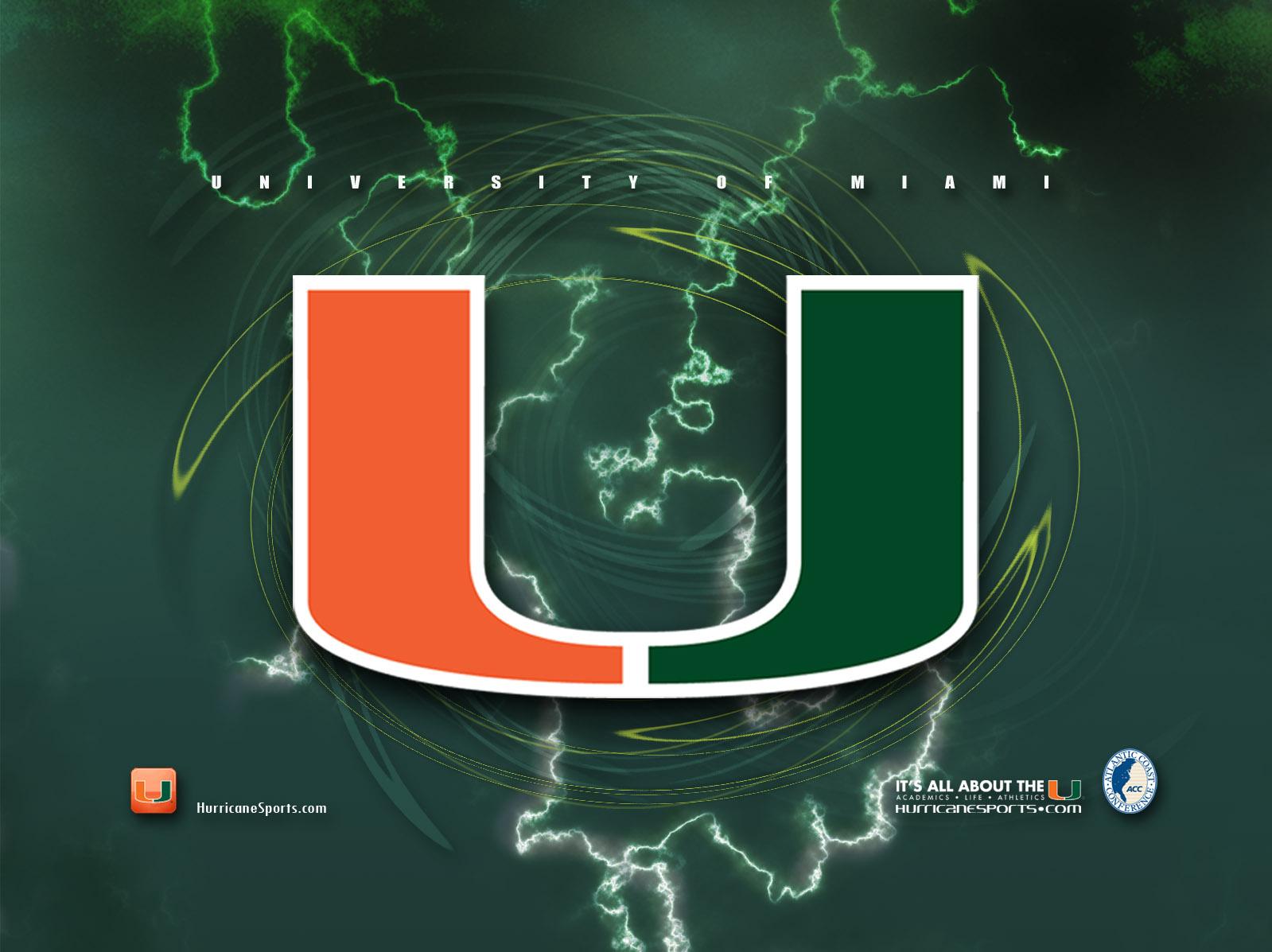 Hd Wallpapers Miami Hurricanes Football Screensaver Desktop 600 X 450 1599x1197