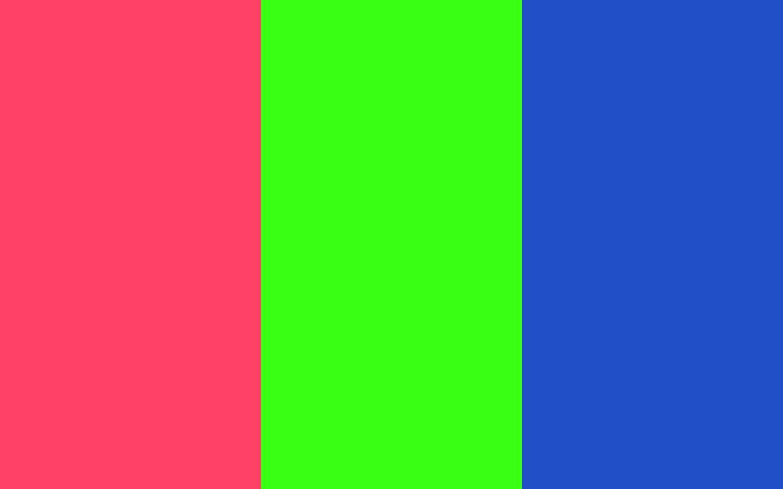 Blue Neon Color Wallpaper - WallpaperSafari