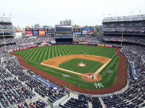 Yankees Stadium  New York Yankees 500x375