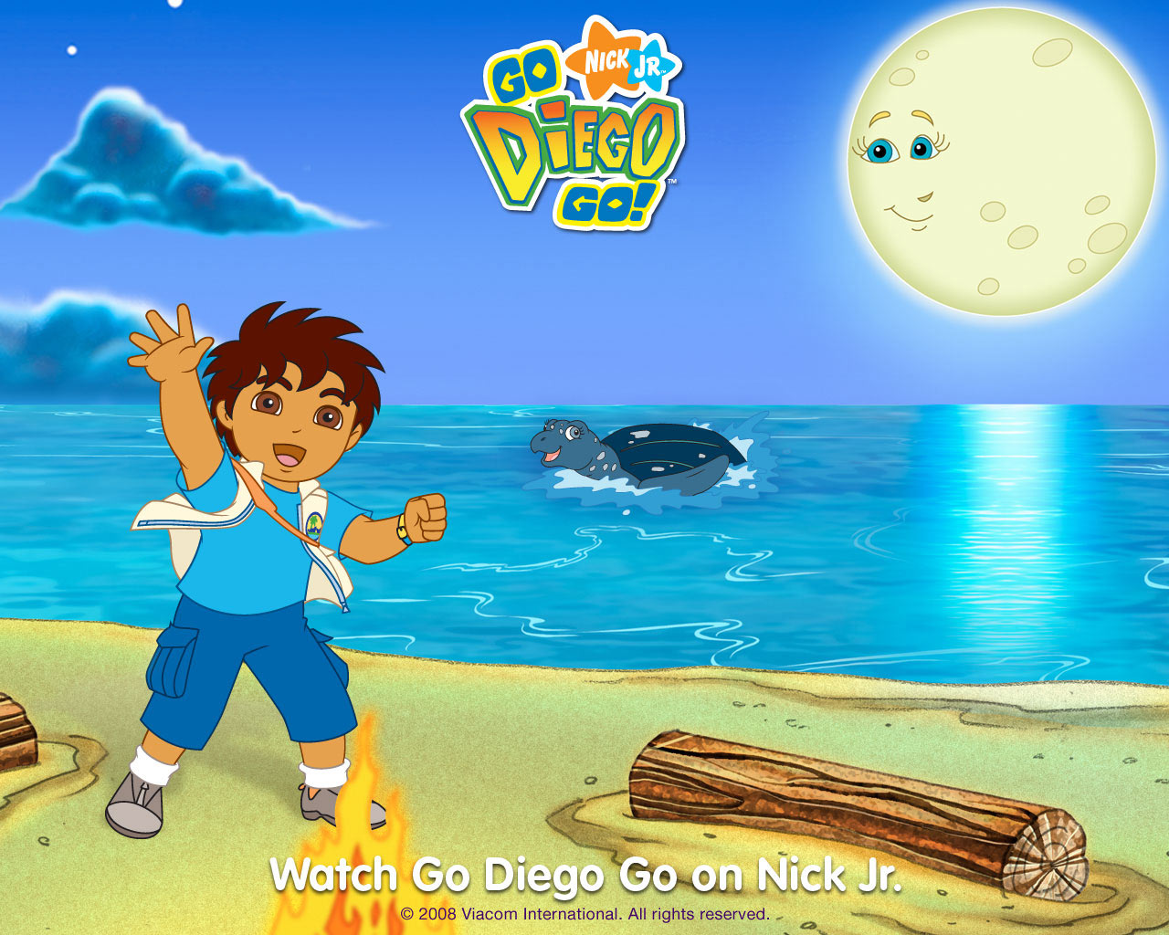 Go Diego Go images and pictures   computer Go Diego Go wallpaper   Go 1280x1024