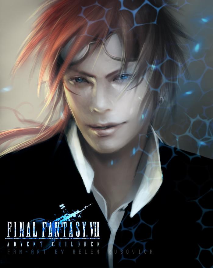 Final Fantasy VII   Reno by oione 699x882