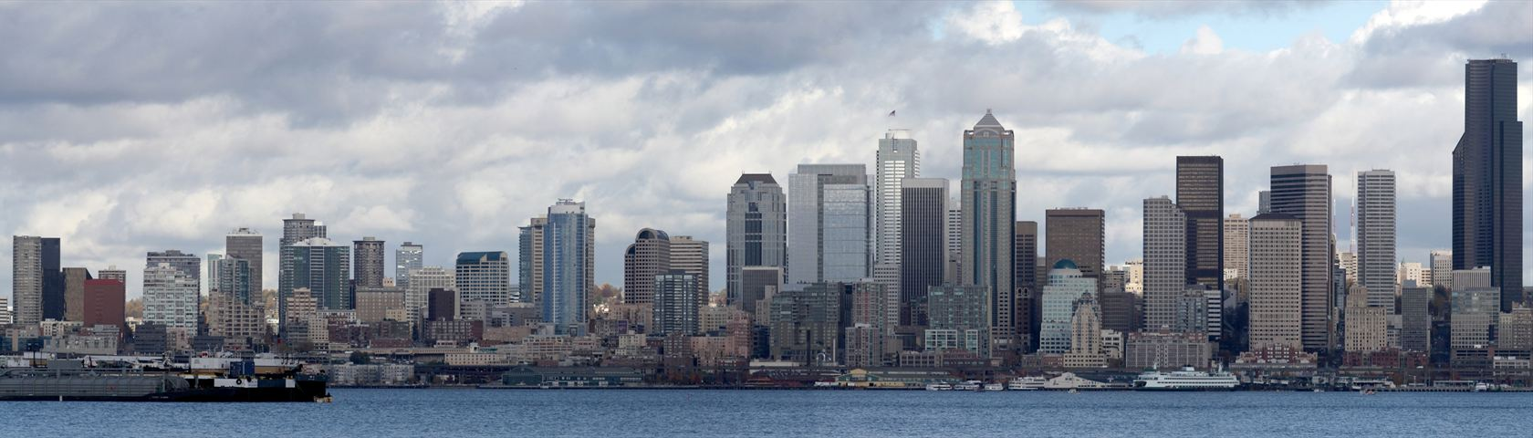 Seattle Images WallpaperFusion WallpaperFusion Binary 1680x480