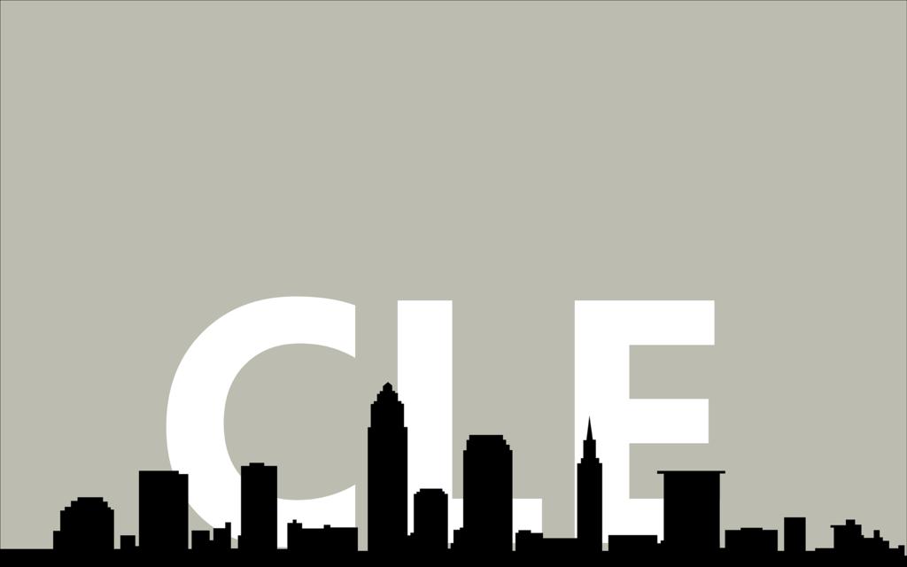 Safari In Ohio >> Cleveland Skyline Wallpaper - WallpaperSafari