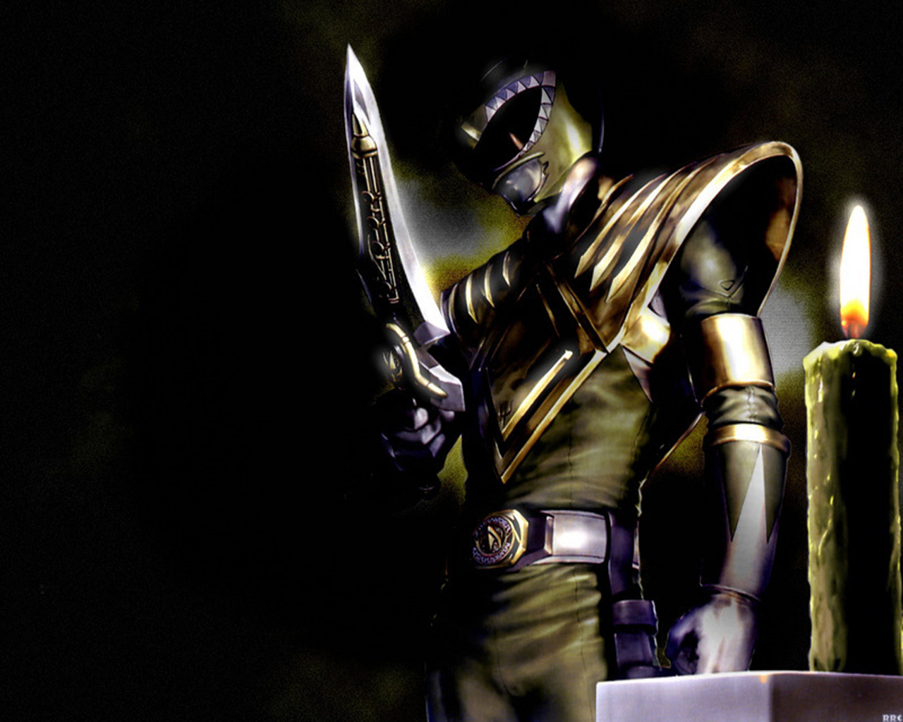 Green Ranger Wallpaper - WallpaperSafari