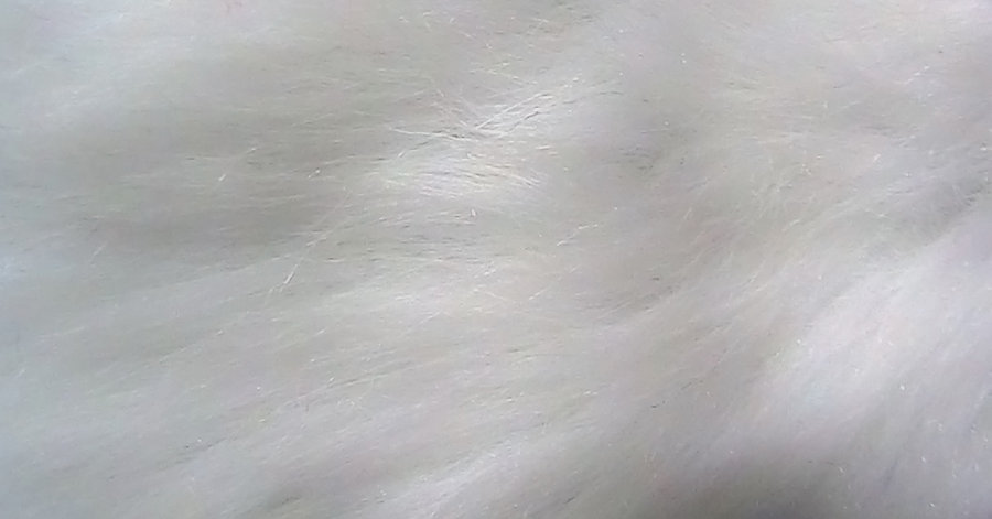 White Fur Texture Background by SweetSoulSister 900x471