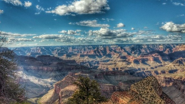 The Grand Canyon   National Geographic Photo Contest 2014   National 608x342