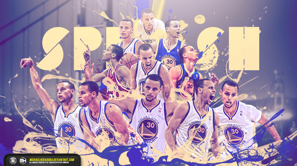 Stephen Curry Splash Wallpaper Stephen Curry Splash Wallpaper 1192x670