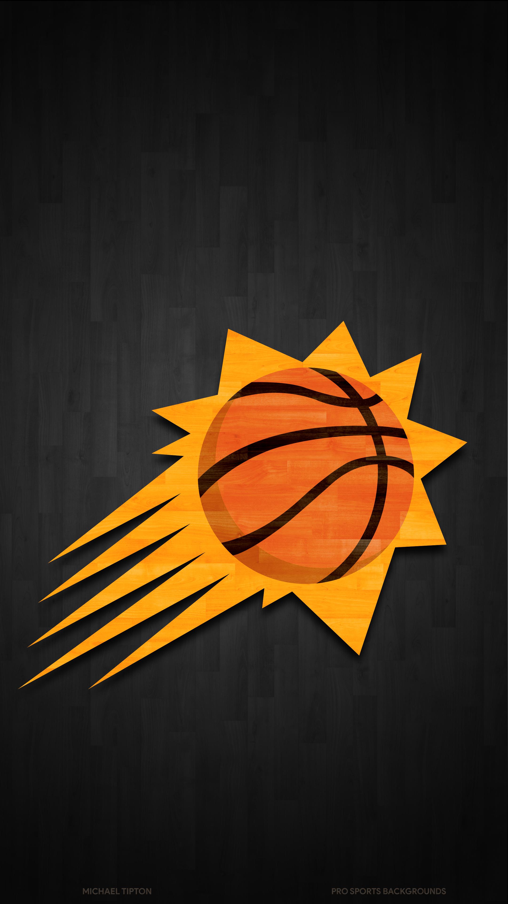 Phoenix Suns Wallpapers   Top Phoenix Suns Backgrounds 2160x3840