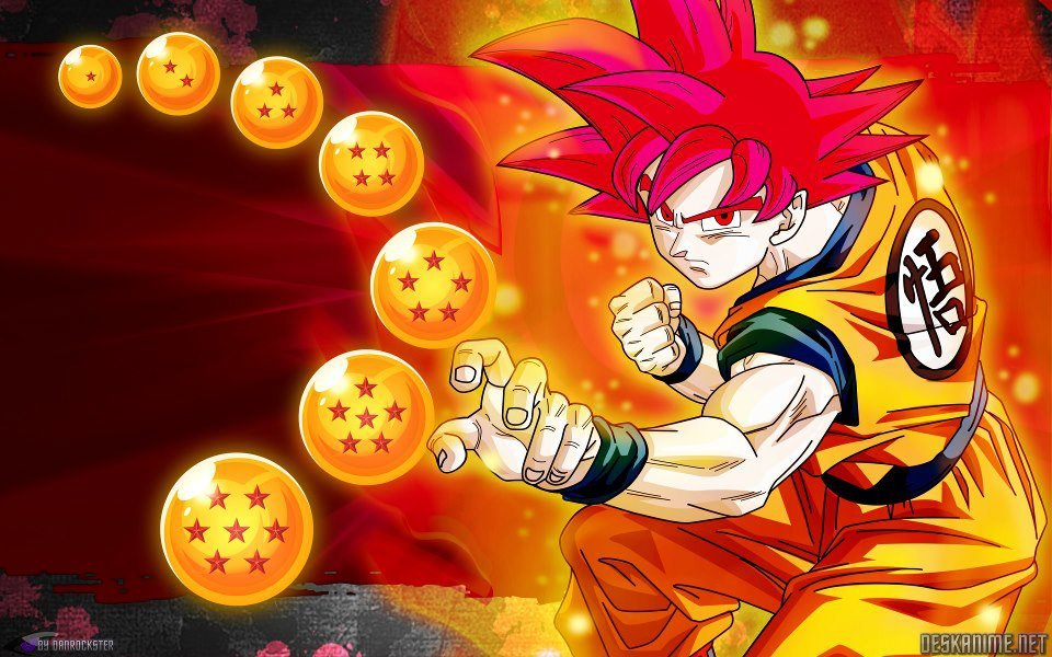 Free Download Dragon Ball Z Super Saiyan God Hd Wallpaper Background Images 960x600 For Your Desktop Mobile Tablet Explore 30 Gods Of Dragon Ball Wallpapers Gods Of Dragon Ball