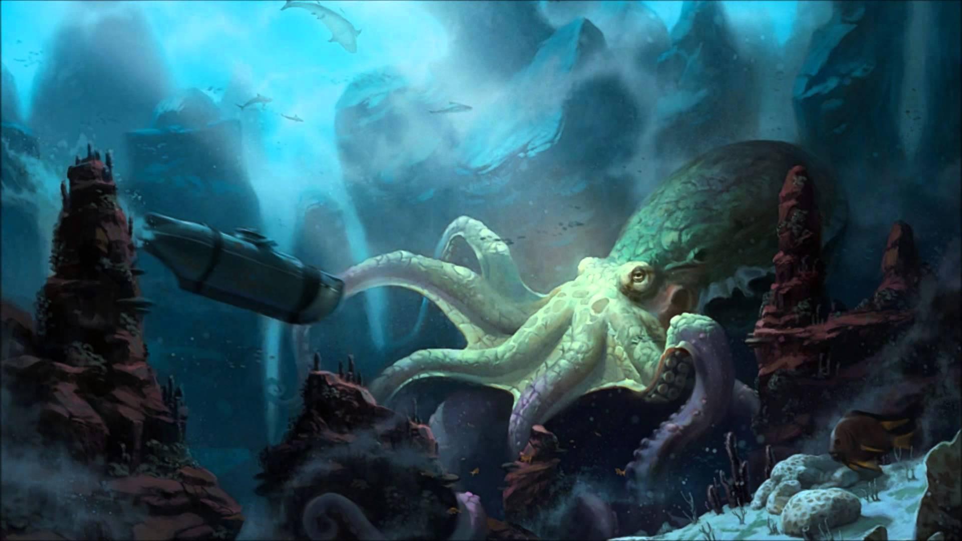 Underwater Creatures Wallpapers Download