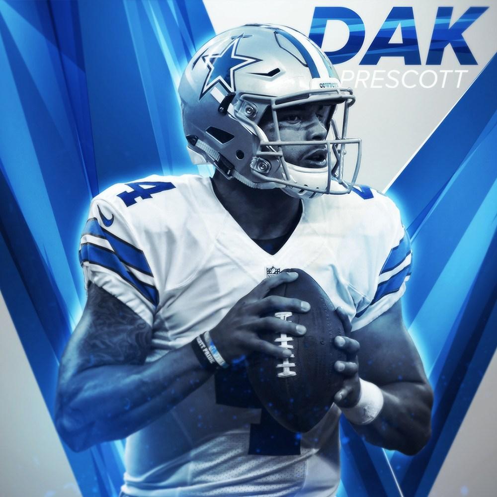 Dak Prescott   Dallas Cowboys Wallpaper Dak Prescott 1000x1000