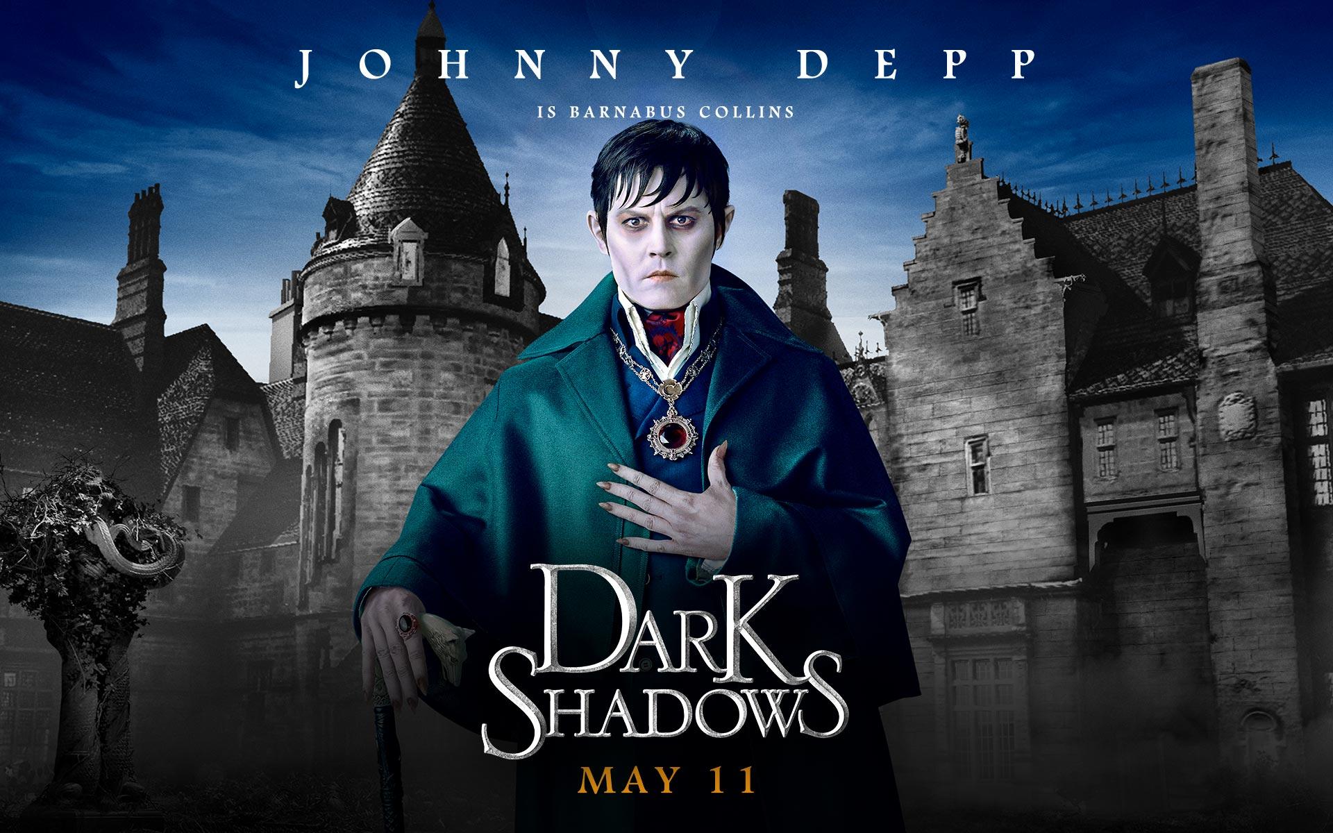 Fond dcran Dark Shadows Affiche gratuit fonds cran Dark Shadows 1920x1200