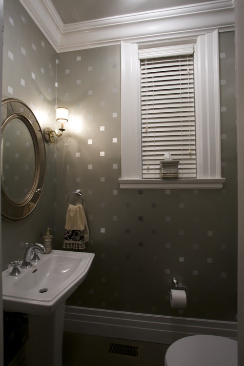 HOME DECOR and DESIGN THE POWDER ROOM SMALL SPACES WITH BIG IMPACT 500x750