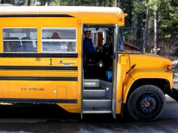 Pin Download School Bus Wallpaper 92415 626x469