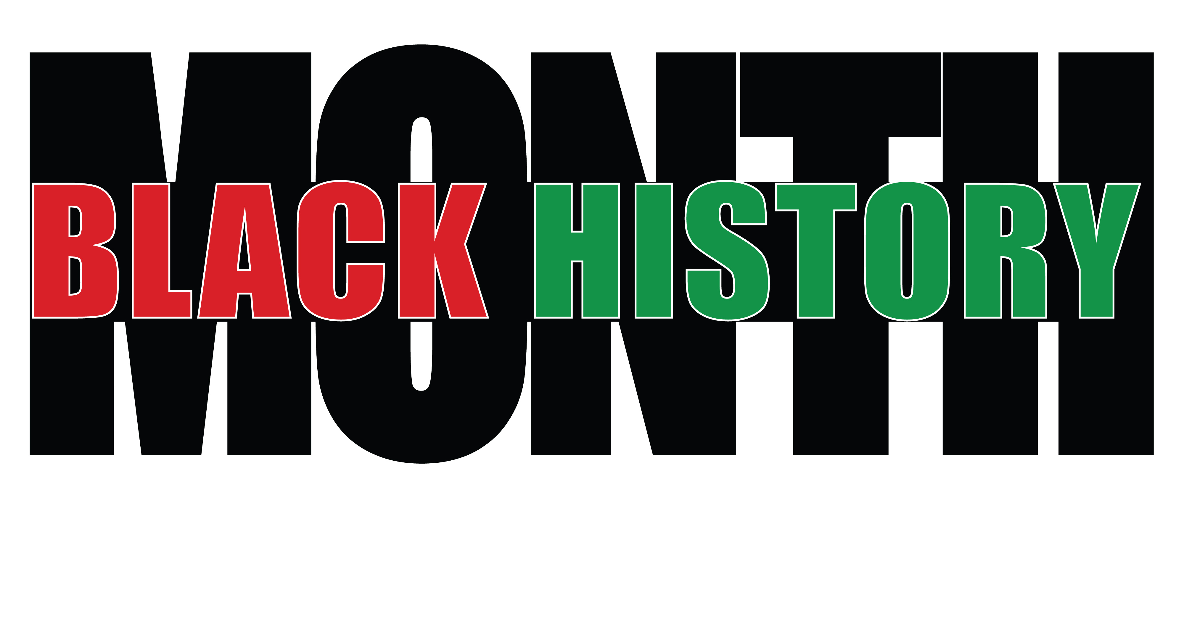 Black History Month Clipart 4000x2099