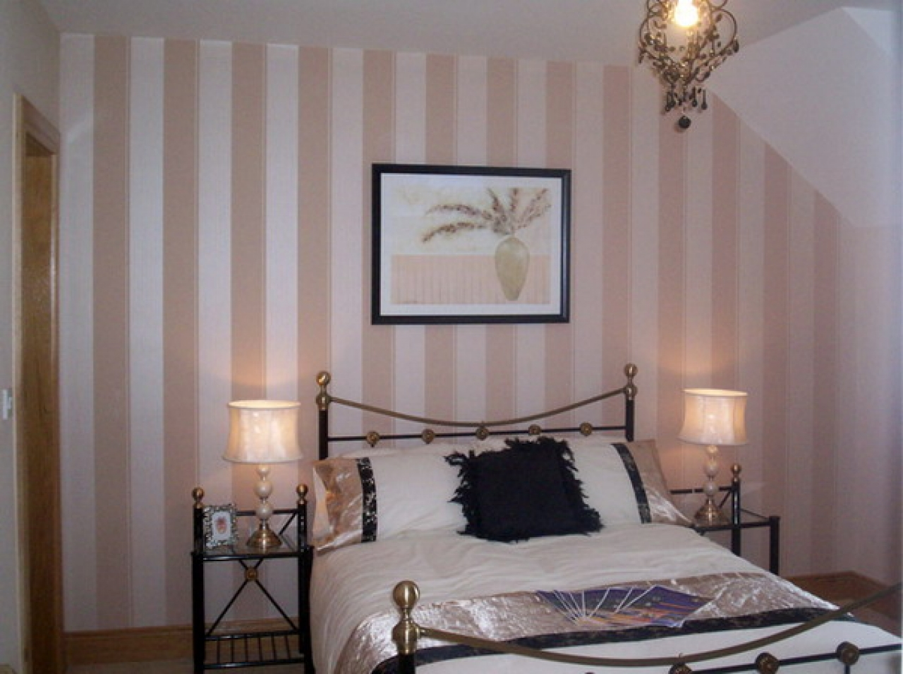 Small bedroom wallpaper borders ideas small master bedroom 1280x955