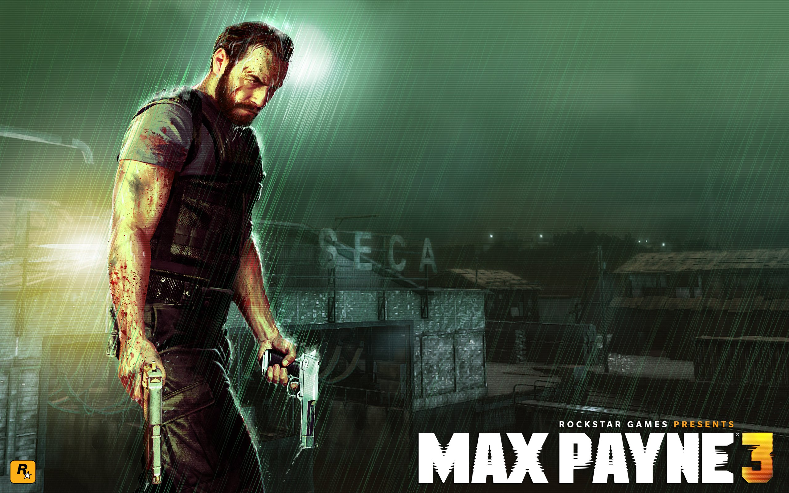 Max Payne 3 Game Wallpapers HD Wallpapers 2560x1600