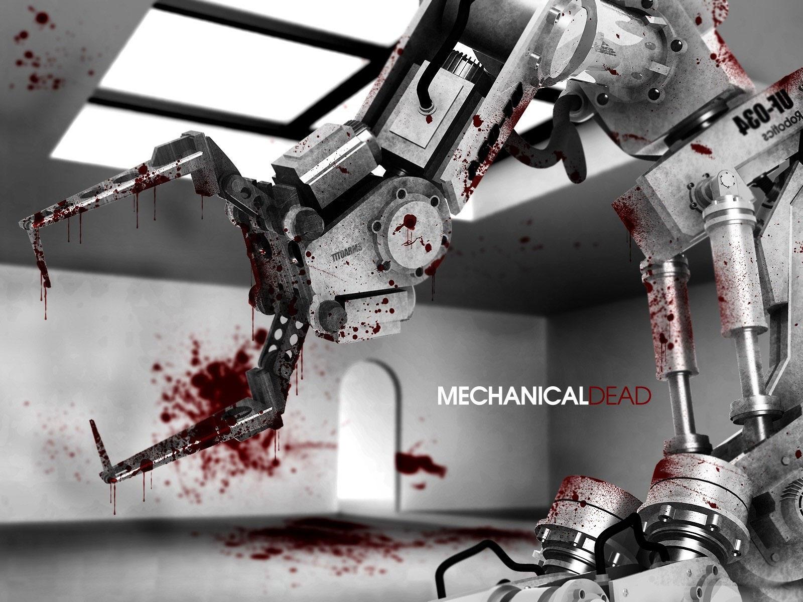 роботы убийцы фото